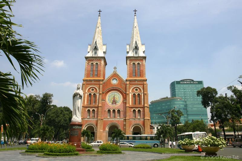 In Ho Chi Minh City, Mekong Delta and related areas